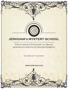 Jerhoam Mystery School