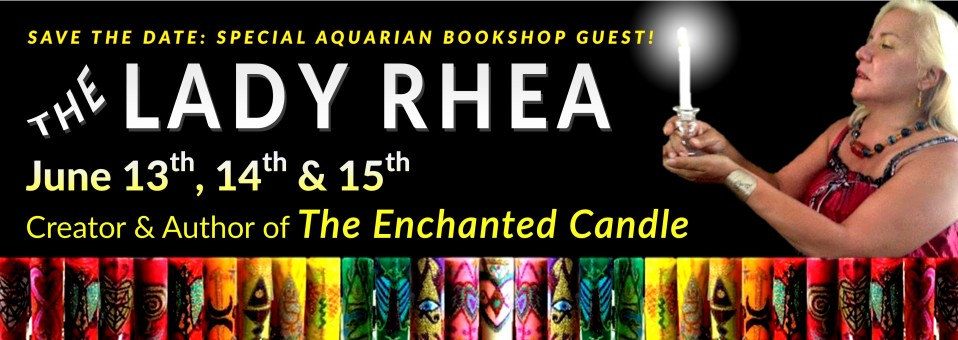 Lady Rhea Richmond Virginia June 2016 Enchanted Candle