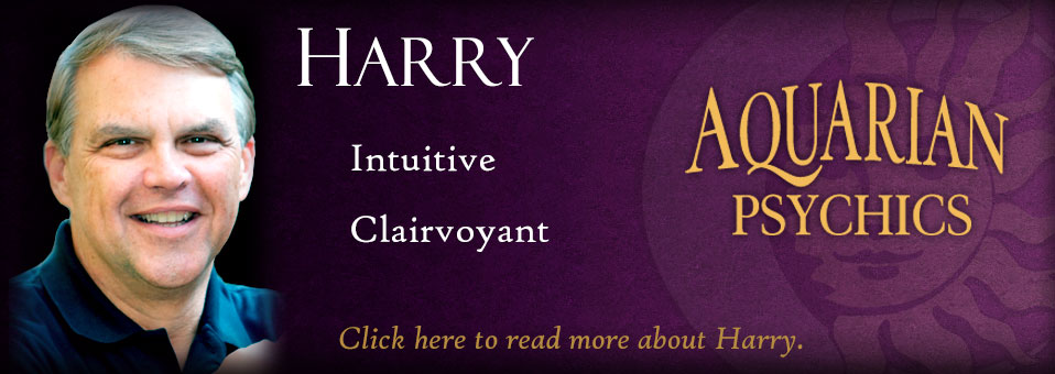 Harry Intuitive Clairvoyant