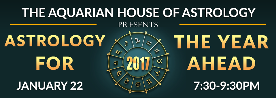 AHA Astrology for 2017