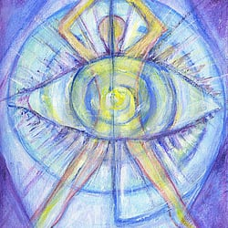 reiki eye