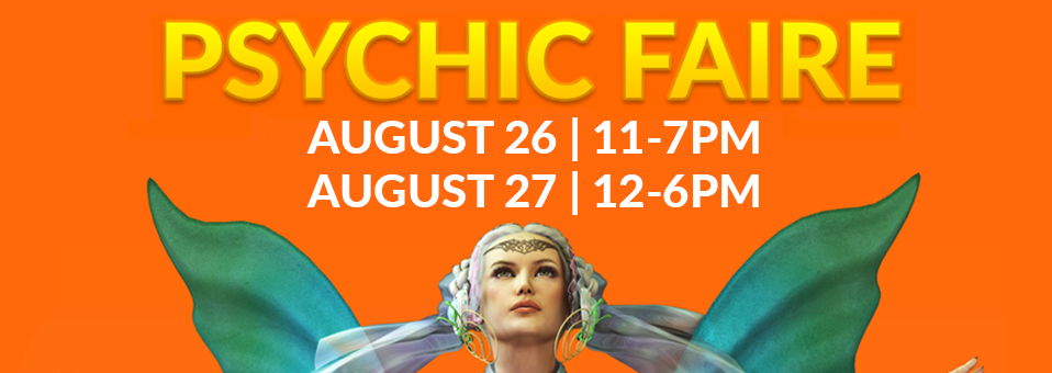 Aquarian Psychic Faire August 26 & 27