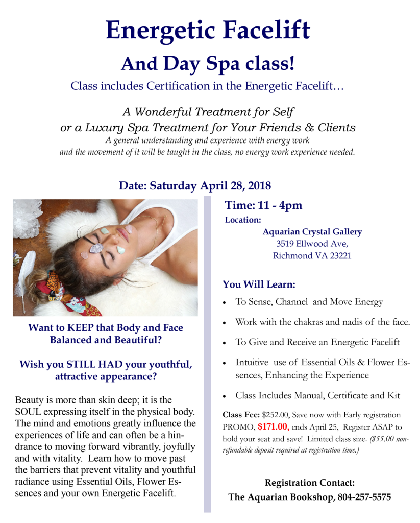 Energetic-Day-Spa-and-Facelift-Class-May-2018-1