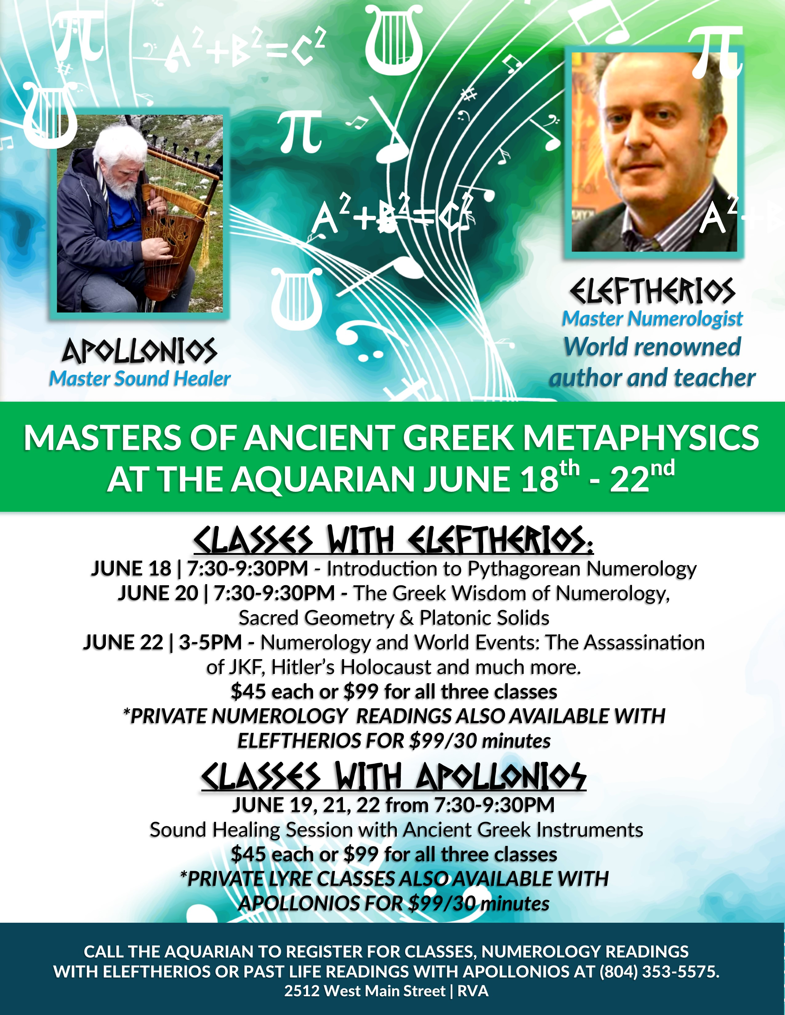 Greek Wisdom June 2019