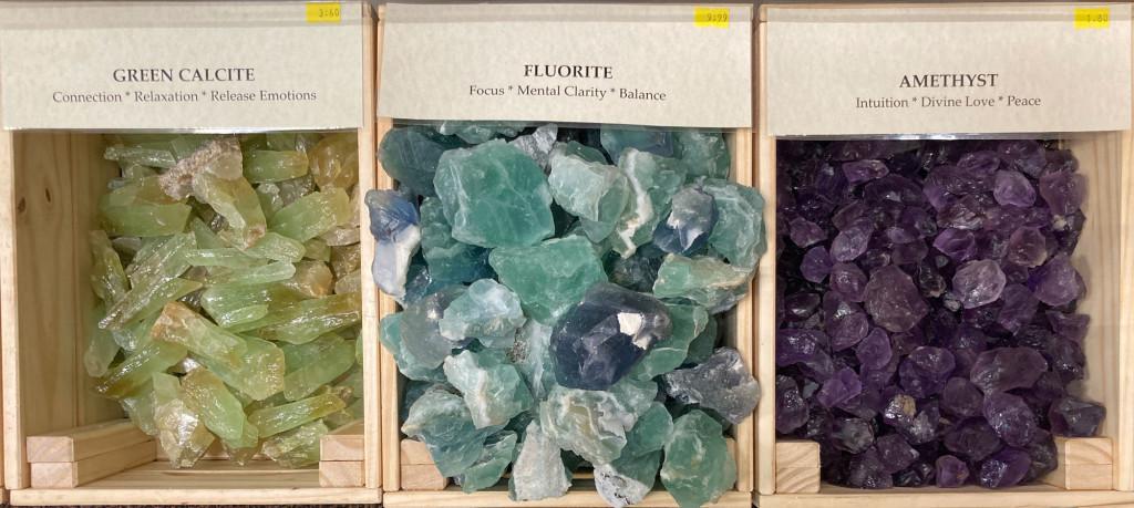 B6-GreenCalcite-Fluorite-Amethyst