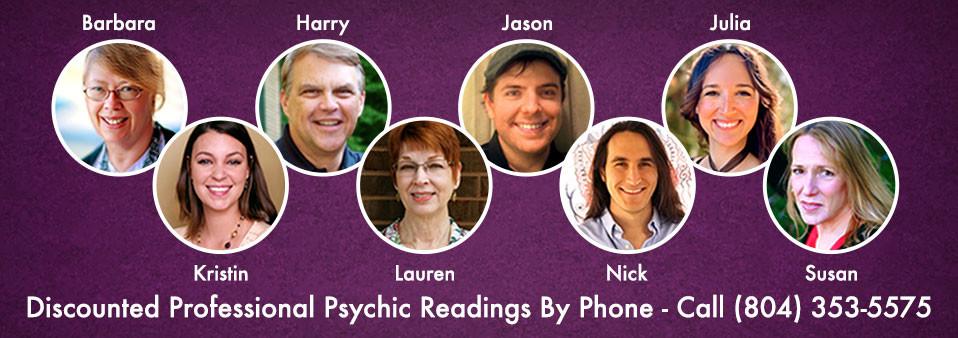 Aquarian Bookshop's Psychic Readers