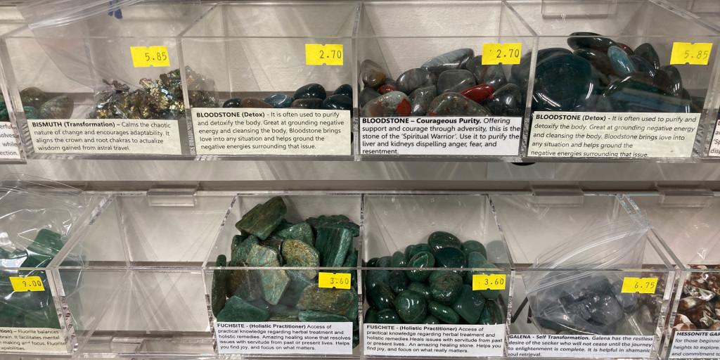 bismuth-bloodstone-fuchsite-galena