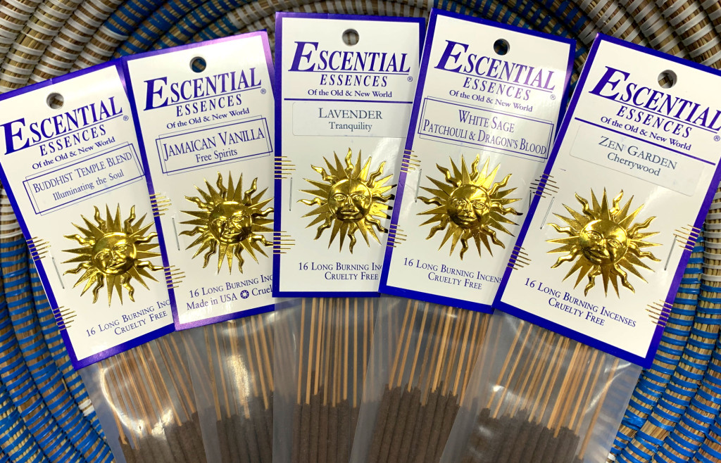 Escential Essences Incense Sticks