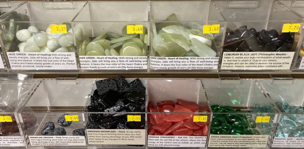 jade-lemurianblackjade-snowflakeobsidian-greenobsidian