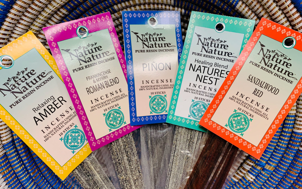 Nature Nature Resin Stick Incense