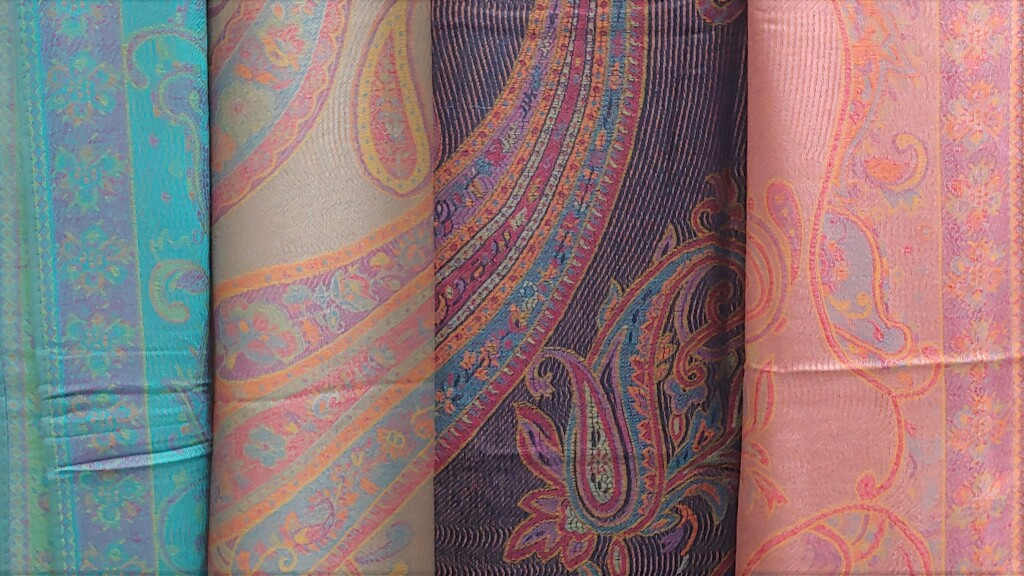 7 - Colorful Paisley
