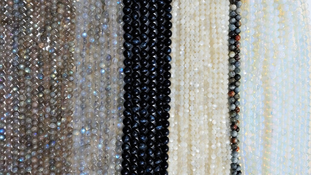 Faceted Opalite Beads, Moonstone Beads, Hawkeye Beads, blue tiger Eye Beads, Labradorite Beads (Triple-A Quality), Labradorite Beads