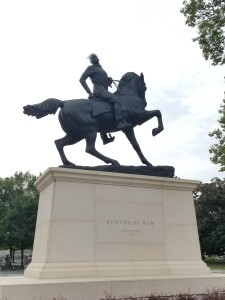 Rumors of War Kehnide Wiley Statue