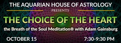 AHA Breath of the Soul Meditation with Adam Gainsburg