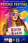 Hippie Mania Psychic Festival Oct 2015
